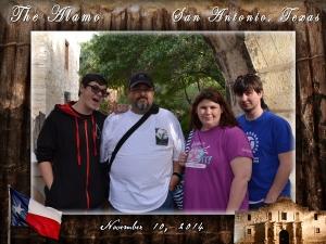 Alamo Visit 2014