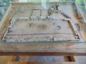 Replica of Alamo