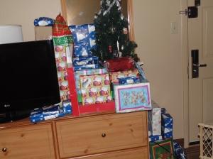 Da Presents!!!!