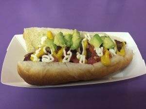 The Sonora Dog!!!!