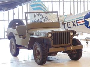 A Vintage Jeep!!!