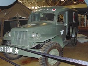 Dodge Ambulance