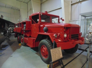 Kaiser Jeep Fire Truck